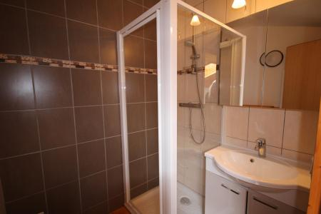 Rent in ski resort 3 room mezzanine apartment 8 people (020) - Résidence le Byblos - Les Saisies - Shower room
