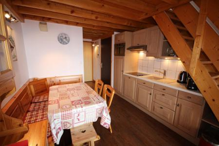 Rent in ski resort 3 room mezzanine apartment 8 people (020) - Résidence le Byblos - Les Saisies