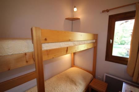 Rent in ski resort 2 room apartment sleeping corner 6 people (A18) - Résidence le Christiania A - Les Saisies - Bunk beds