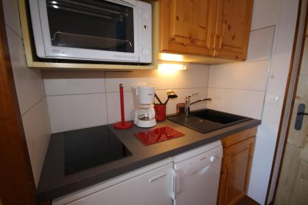Rent in ski resort Studio sleeping corner 4 people (A11) - Résidence le Christiania A - Les Saisies