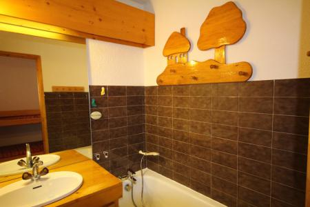 Rent in ski resort Studio sleeping corner 5 people (003) - Résidence le Glacier B - Les Saisies