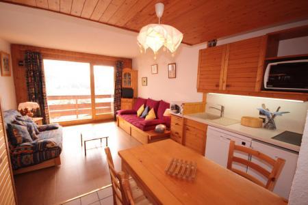 Rent in ski resort Logement 1 pièces 5 personnes (GLB008) - Résidence le Glacier B - Les Saisies