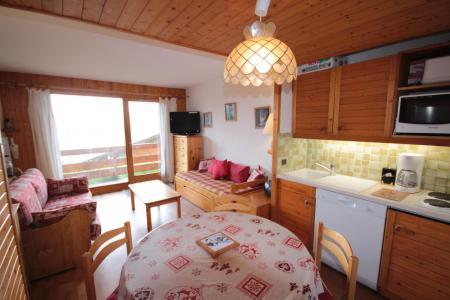 Rent in ski resort Logement 1 pièces 5 personnes (GLB002) - Résidence le Glacier B - Les Saisies