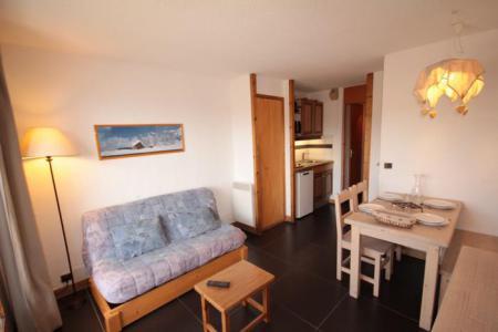Rent in ski resort Studio sleeping corner 4 people (3315) - Résidence le Grand Mont 3 - Les Saisies