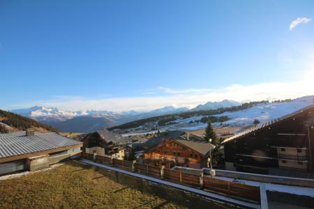 Rent in ski resort Studio 4 people (A16) - Résidence le Plein Soleil A - Les Saisies