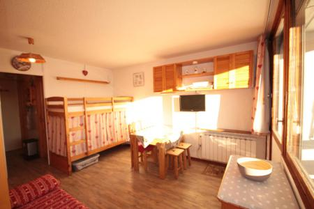 Rent in ski resort Studio 4 people (A16) - Résidence le Plein Soleil A - Les Saisies - Apartment