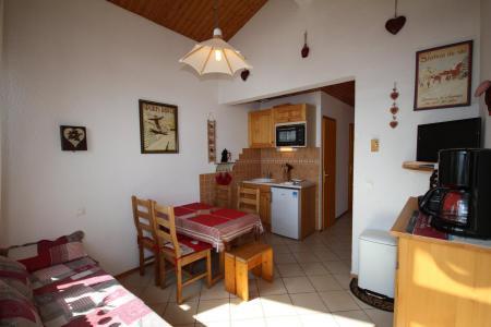 Rent in ski resort 2 room apartment 4 people (257) - Résidence le Village 2 - Les Saisies - Apartment
