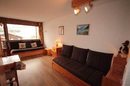 Rent in ski resort Studio 4 people (205) - Résidence le Village 2 - Les Saisies