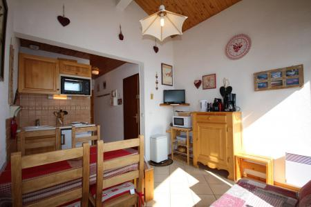 Rent in ski resort 2 room apartment 4 people (257) - Résidence le Village 2 - Les Saisies