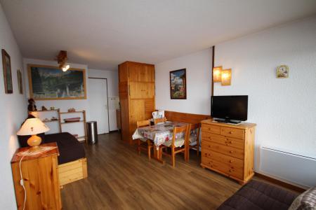 Rent in ski resort Studio 4 people (205) - Résidence le Village 2 - Les Saisies - Apartment