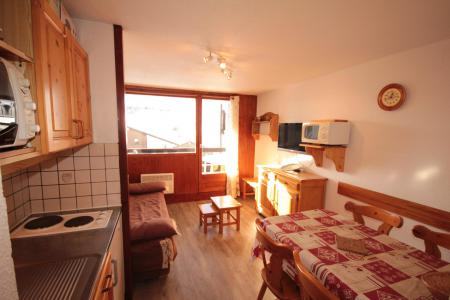 Rent in ski resort 2 room apartment 4 people (312) - Résidence le Village 3 - Les Saisies - Apartment