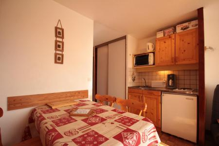 Rent in ski resort 2 room apartment 4 people (312) - Résidence le Village 3 - Les Saisies - Table