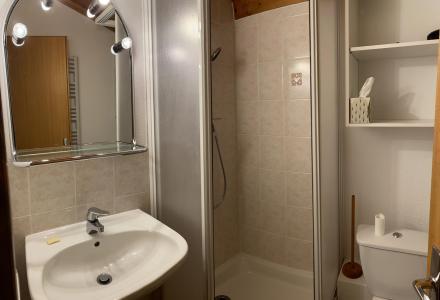 Rent in ski resort 4 room mezzanine apartment 8 people (321) - Résidence le Village 3 - Les Saisies - Shower