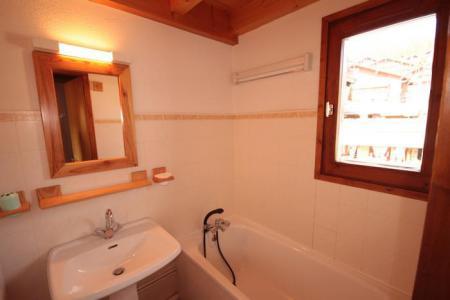 Rent in ski resort 2 room mezzanine apartment 6 people (320) - Résidence le Village 3 - Les Saisies