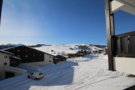 Rent in ski resort 2 room apartment 4 people (312) - Résidence le Village 3 - Les Saisies - Winter outside