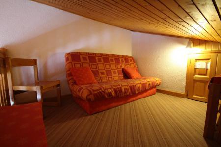 Rent in ski resort 1 room mezzanine apartment 6 people (425) - Résidence le Village 4 - Les Saisies - Apartment