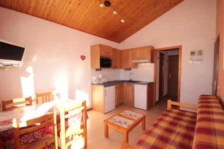 Rent in ski resort 2 room apartment cabin 5 people (533) - Résidence le Village 5 - Les Saisies - Apartment