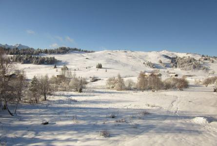 Rent in ski resort 2 room apartment cabin 5 people (533) - Résidence le Village 5 - Les Saisies - Winter outside