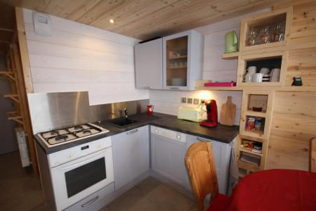 Rent in ski resort 2 room apartment 6 people (030) - Résidence Légette - Les Saisies