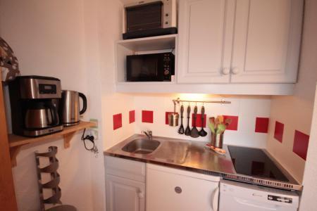 Rent in ski resort 2 room apartment sleeping corner 6 people (033) - Résidence les Brimbelles - Les Saisies