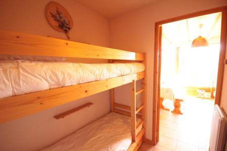 Rent in ski resort Studio sleeping corner 4 people (017) - Résidence les Cyclamens - Les Saisies - Apartment