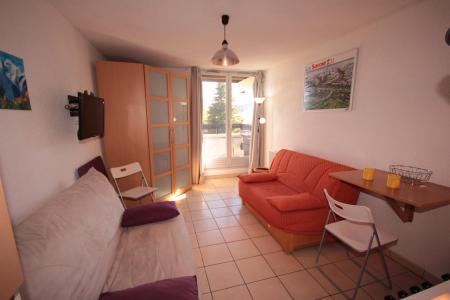 Rent in ski resort Studio 3 people (010) - Résidence Lezette 1 - Les Saisies