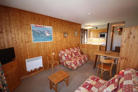 Rent in ski resort Studio 2 people (114) - Résidence Lezette 1 - Les Saisies