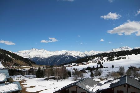 Rent in ski resort 3 room mezzanine apartment 8 people (129) - Résidence Mont Blanc A - Les Saisies - Winter outside