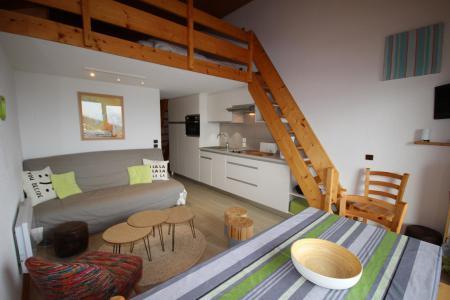 Rent in ski resort Logement 3 pièces 7 personnes (MTA130) - Résidence Mont Blanc A - Les Saisies