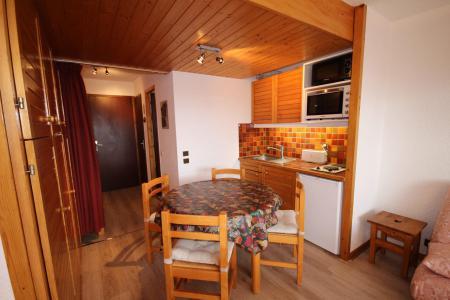 Rent in ski resort Studio cabin 4 people (212) - Résidence Mont Blanc B - Les Saisies