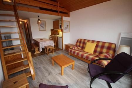 Rent in ski resort 2 room mezzanine apartment 6 people (221) - Résidence Mont Blanc B - Les Saisies