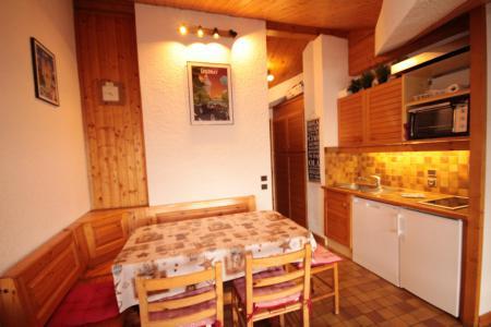 Rent in ski resort Studio sleeping corner 5 people (224) - Résidence Mont Blanc B - Les Saisies
