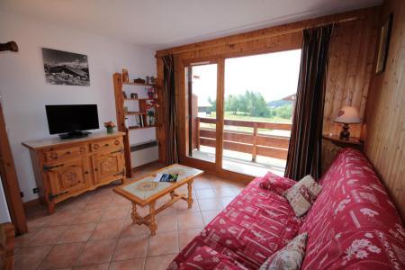 Rent in ski resort Logement 2 pièces 6 personnes (MTB205) - Résidence Mont Blanc B - Les Saisies
