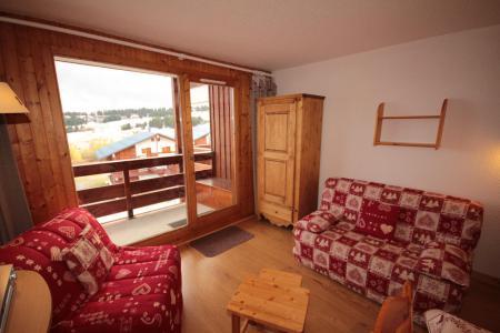 Rent in ski resort Logement 2 pièces 5 personnes (MTB211) - Résidence Mont Blanc B - Les Saisies