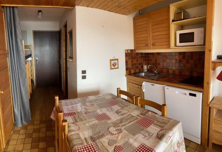Rent in ski resort Logement 1 pièces 4 personnes (MTB207) - Résidence Mont Blanc B - Les Saisies