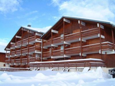 Rental Les Saisies : Résidence Mont Blanc C winter