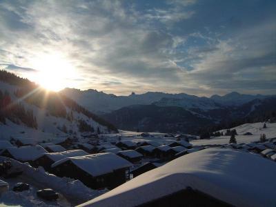 Rent in ski resort Résidence Mouanda - Les Saisies - Winter outside