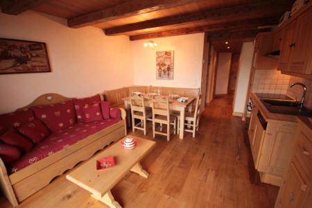 Rent in ski resort Logement 2 pièces 6 personnes (MOU007) - Résidence Mouanda - Les Saisies
