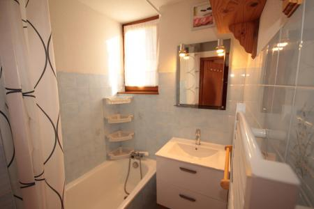 Rent in ski resort 2 room apartment 5 people (08) - Résidence Neige d'Or - Les Saisies - Bath-tub