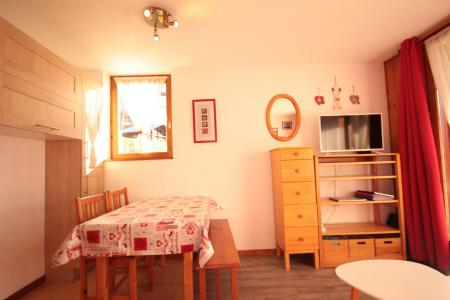 Rent in ski resort 2 room apartment 5 people (08) - Résidence Neige d'Or - Les Saisies - Table