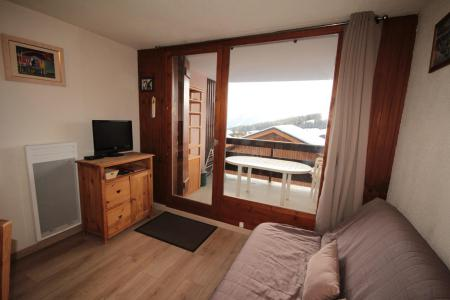 Rent in ski resort 2 room apartment 4 people (20) - Résidence Neige d'Or - Les Saisies