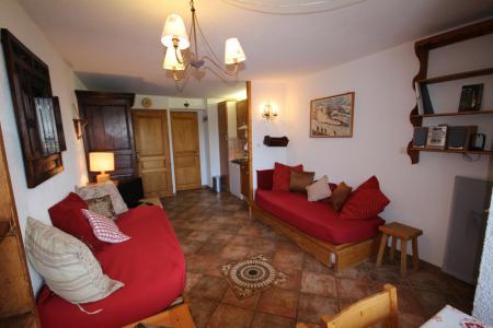 Rent in ski resort Studio cabin 4 people (007) - Résidence Skyline - Les Saisies
