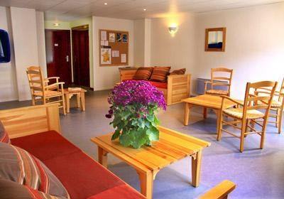 Location au ski Residence Illixon - Luchon-Superbagneres - Séjour