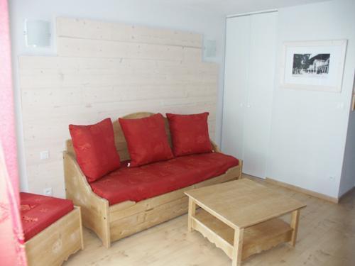 Location au ski Residence Lagrange Les Pics D'aran - Luchon-Superbagneres - Séjour