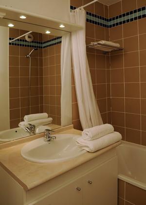 Location au ski Residence Les Jardins De Ramel - Luchon-Superbagneres - Salle de bains