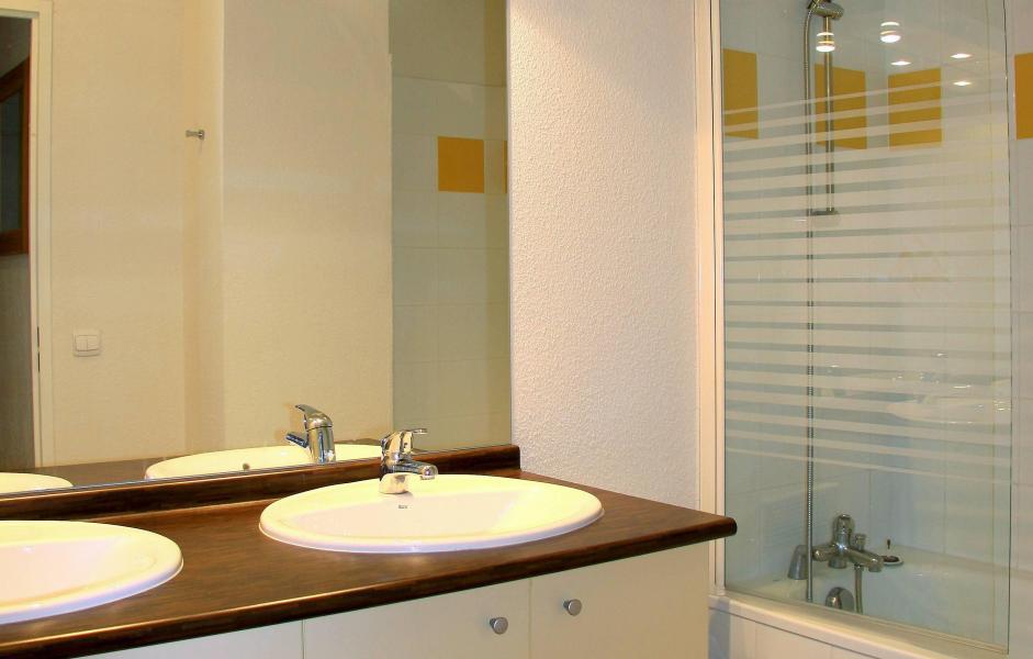 Location au ski Résidence Illixon - Luchon-Superbagnères - Salle de bains