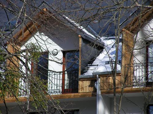 Location au ski Résidence les Jardins de Ramel - Luchon-Superbagnères - Extérieur hiver