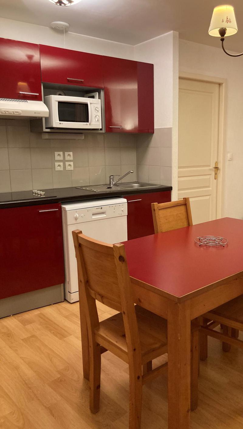 Аренда на лыжном курорте Апартаменты 2 комнат 4 чел. (41) - Résidence Val de Jade - Luchon-Superbagnères - Кухня