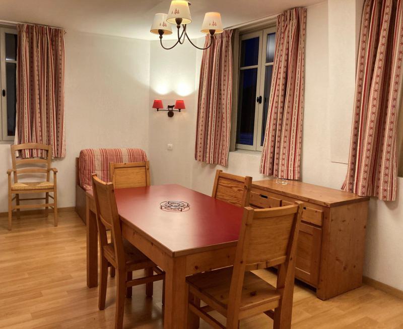 Аренда на лыжном курорте Апартаменты 2 комнат 4 чел. (41) - Résidence Val de Jade - Luchon-Superbagnères - Стол