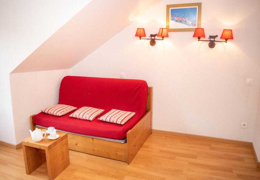 Аренда на лыжном курорте Квартира студия для 3 чел. (44) - Résidence Val de Jade - Luchon-Superbagnères - Столова&